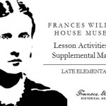 Frances Willard House Museum Lesson Activities and Supplimental Material - Cover Image