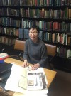 Professor Kohiyama at Willard Archives