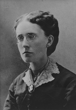 Frances Willard at 23